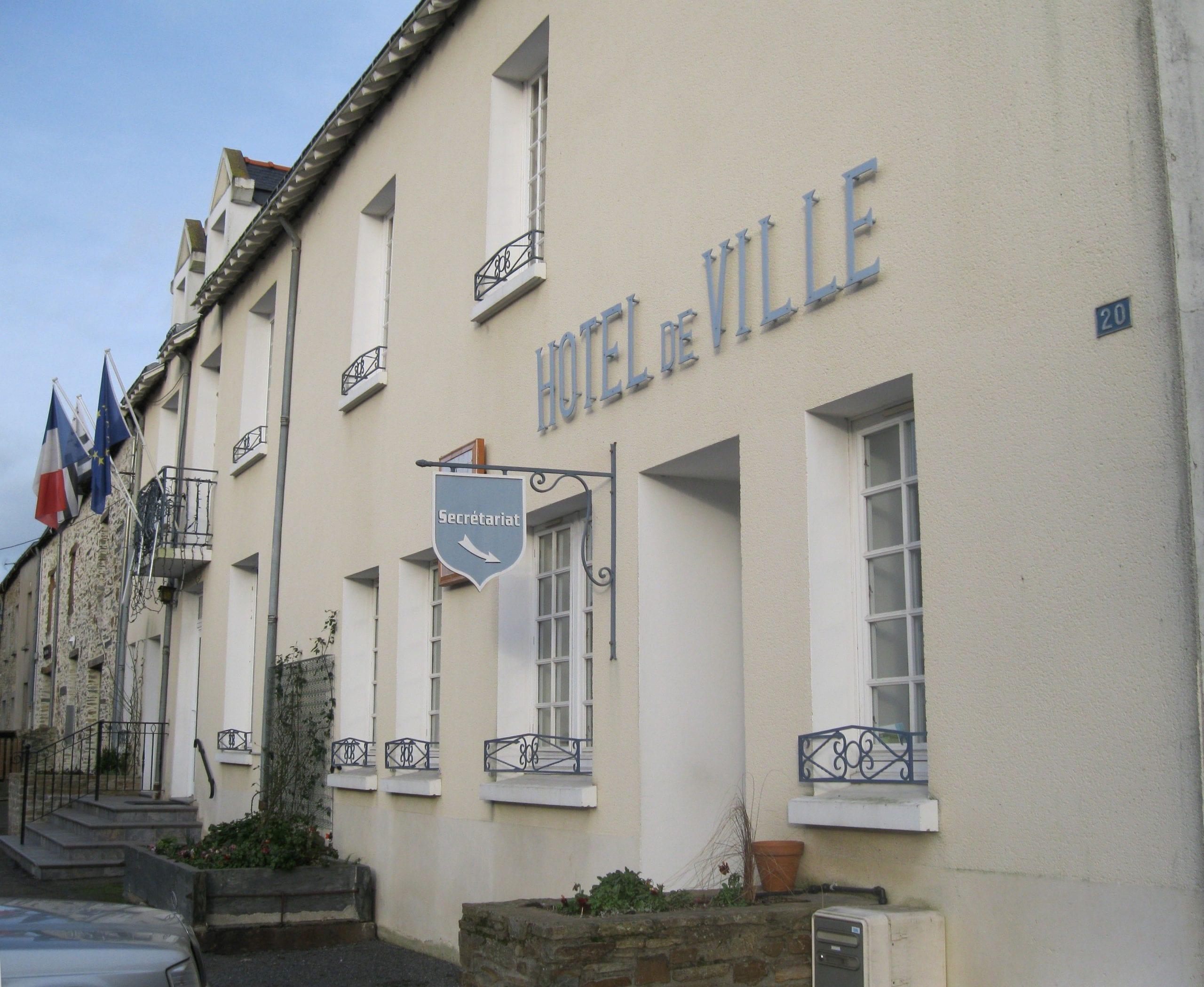 Hôtel de Ville de Le Gâvre