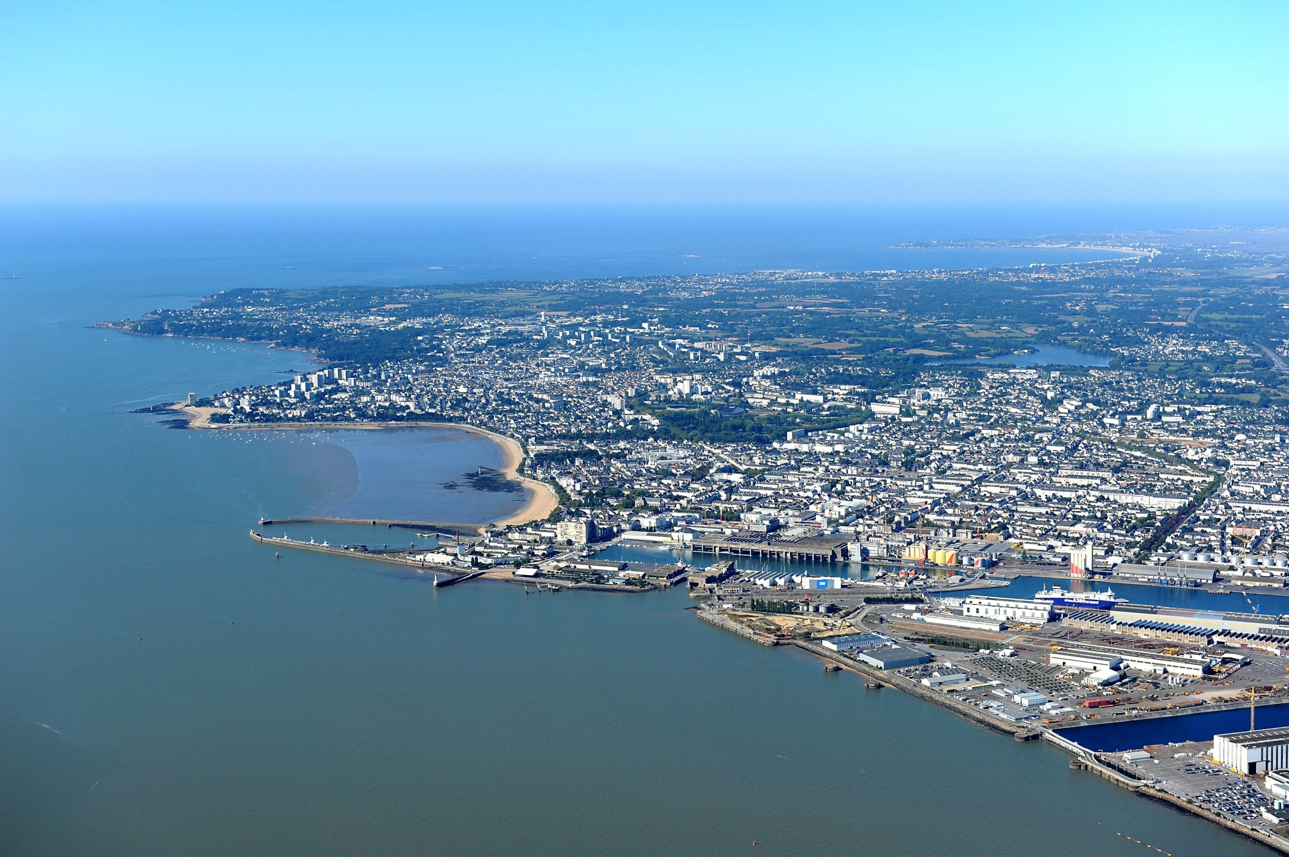 Saint-Nazaire (copyright : Dominique Marcel)