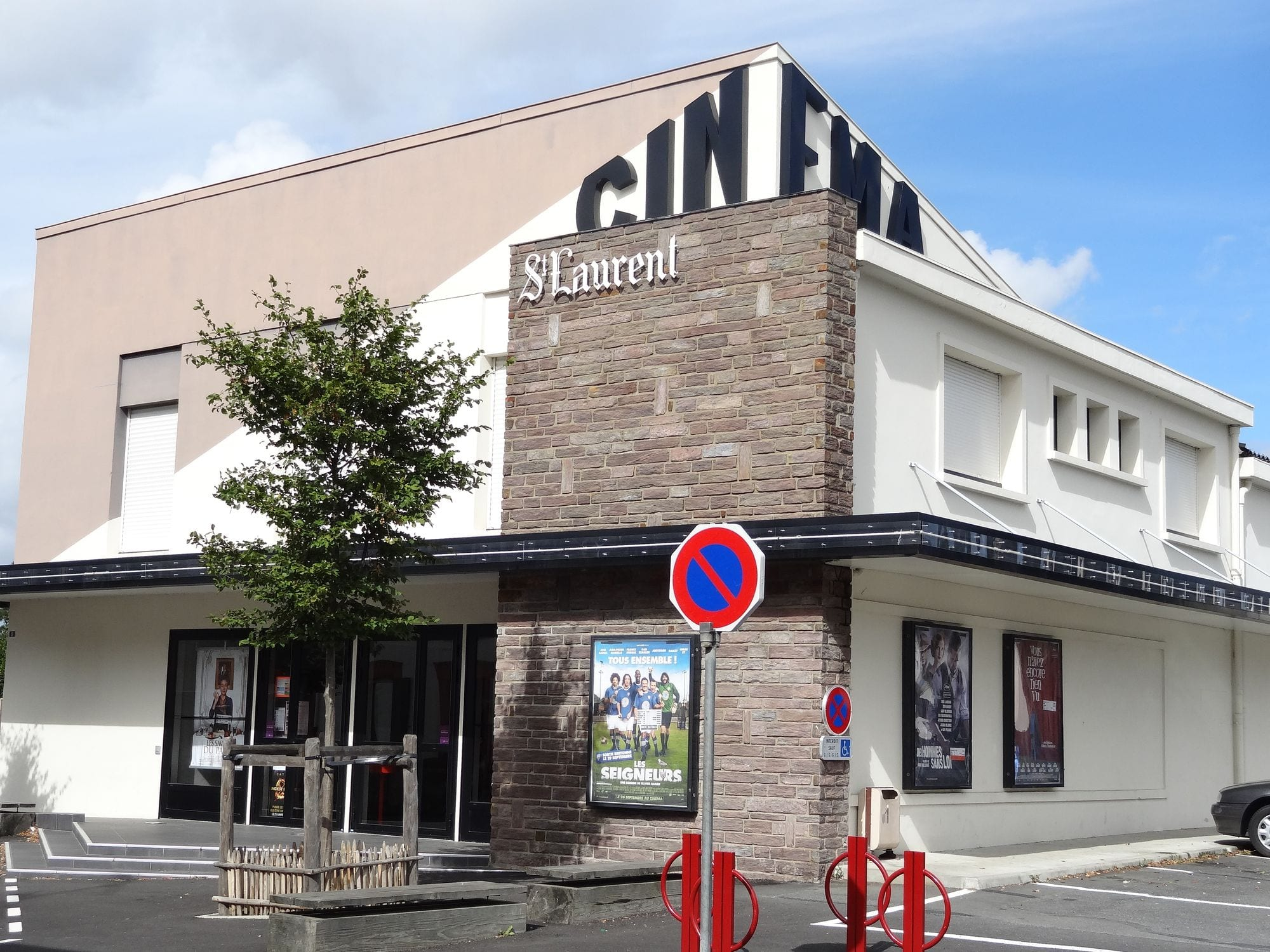 Cinéma Saint-Laurent