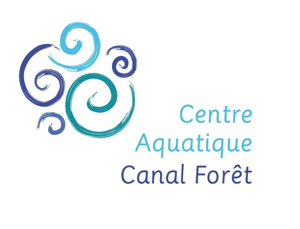 Logo Centre aquatique Canal Forêt