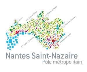 Logo Pôle Métropolitain Nantes Saint Nazaire