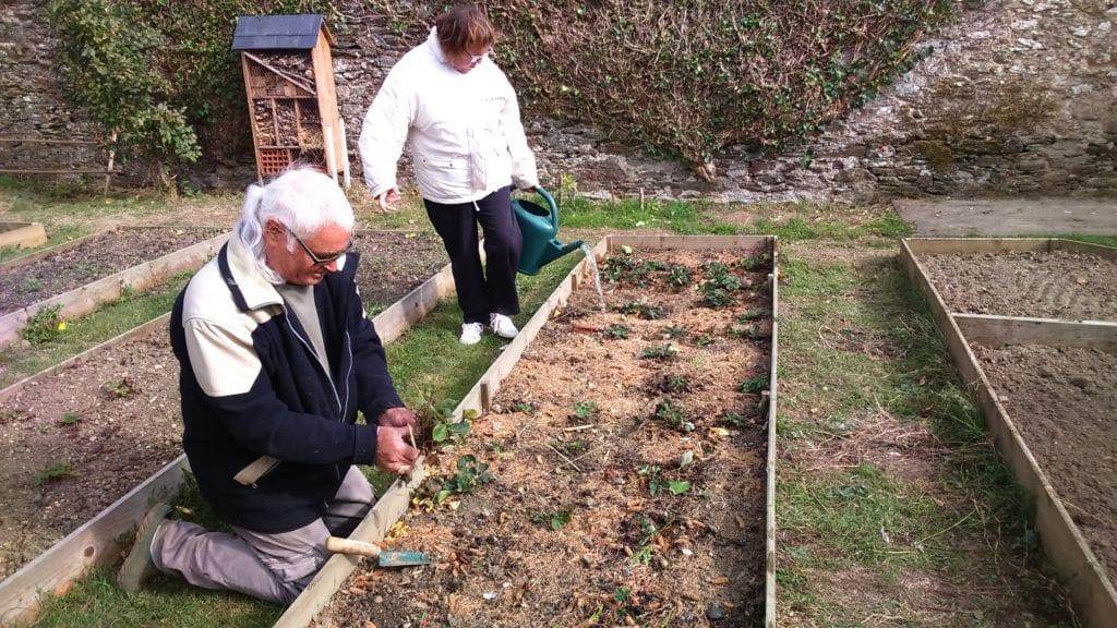 Atelier jardinage sans déchets