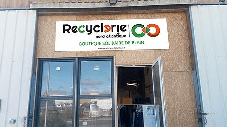 recyclerie blain
